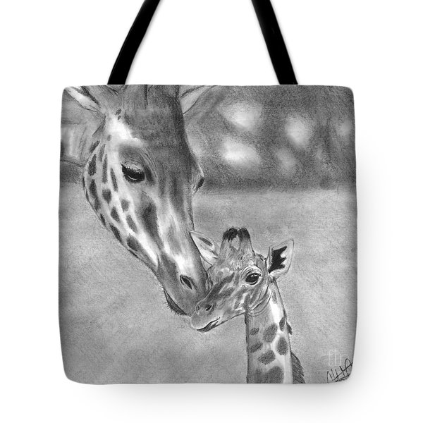 Tall One Tote Bag