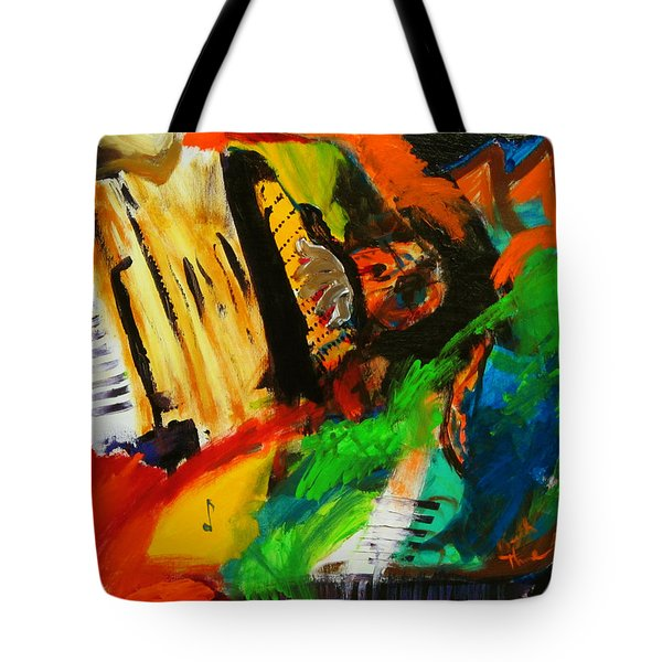 Tango Through The Memories Tote Bag