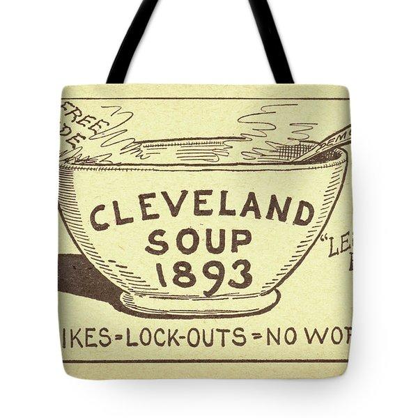 Tariff League Postcard, 1906 Tote Bag by Granger