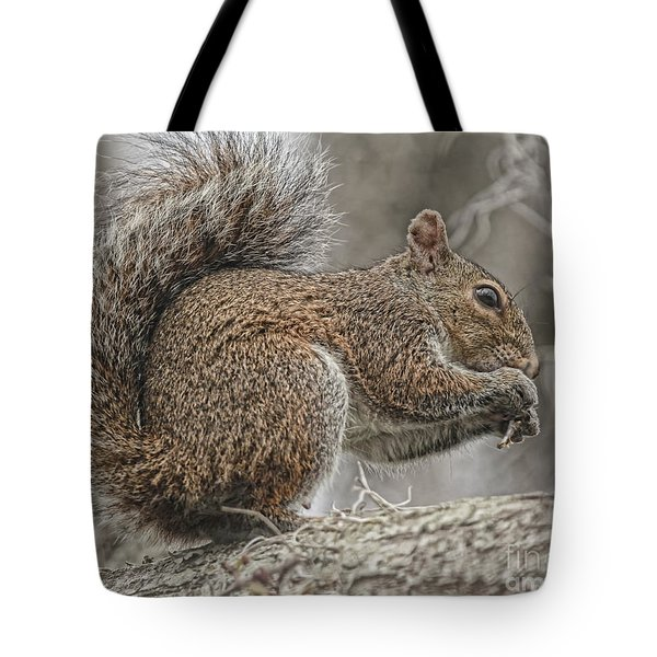 Tasty Tidbits Tote Bag by Deborah Benoit