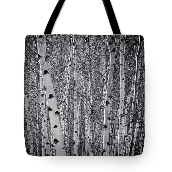 Tate Modern Trees Tote Bag