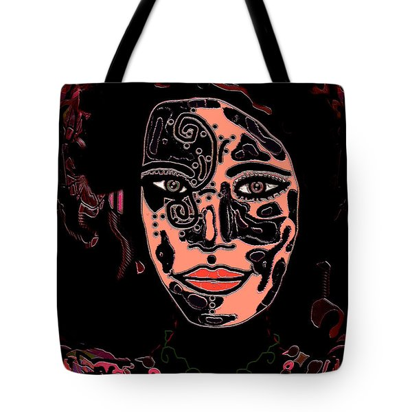 Tattoo Artist Tote Bag by Natalie Holland