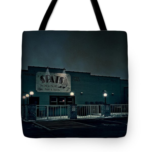 Tav On The Ave Tote Bag by Joel Witmeyer