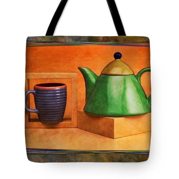 Tea  Tote Bag by Mauro Celotti