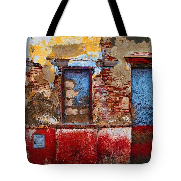 Telecom Tote Bag by Skip Hunt