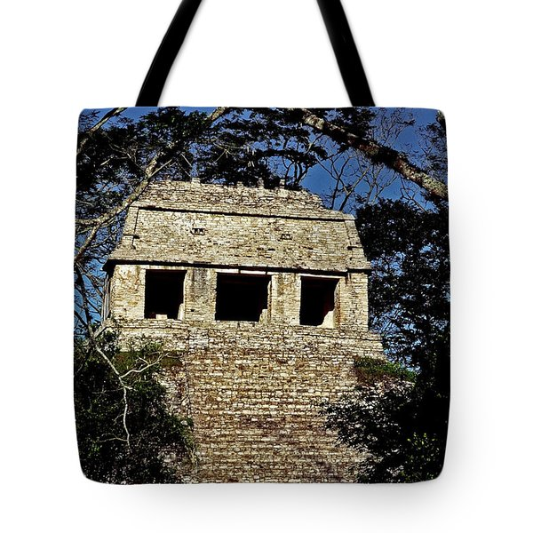 Temple Of The Count ... Tote Bag by Juergen Weiss
