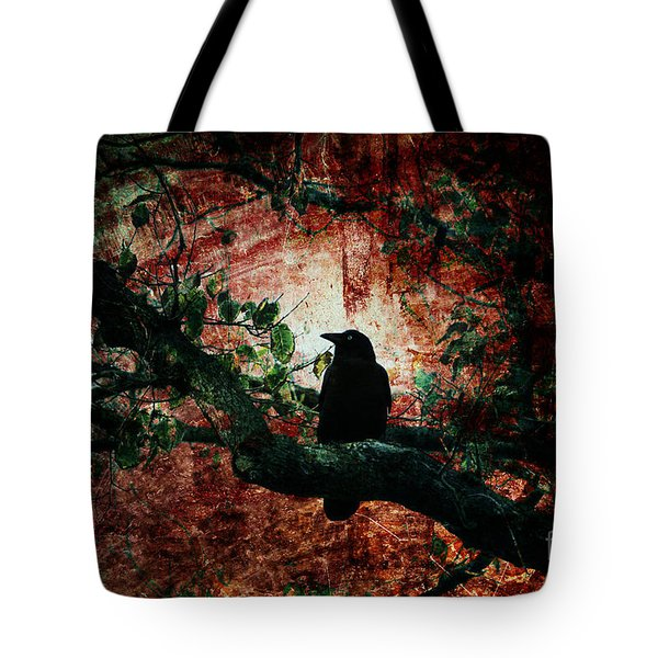 Tempting Fate Tote Bag by Andrew Paranavitana