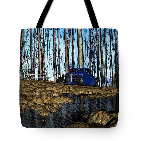 Tender Years Tote Bag by Robert Orinski