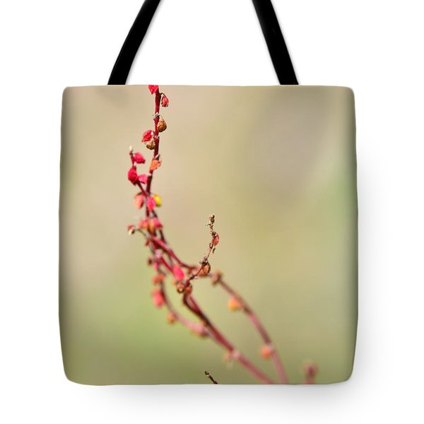 Tenderness In Japanese Style Tote Bag