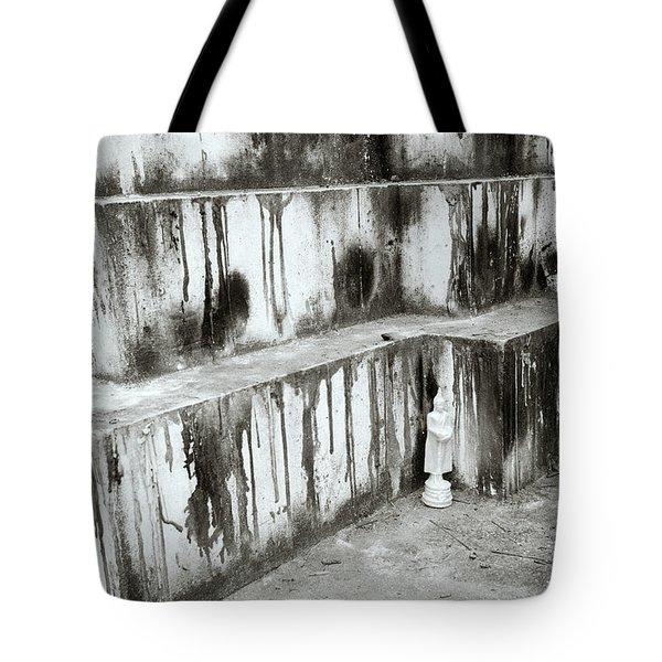 Texture Tote Bag by Shaun Higson