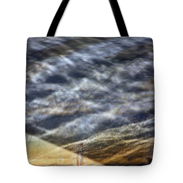 Thames Reflections Tote Bag