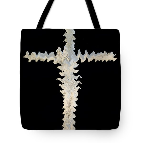 Thank God For Good Friday Tote Bag by Carl Deaville