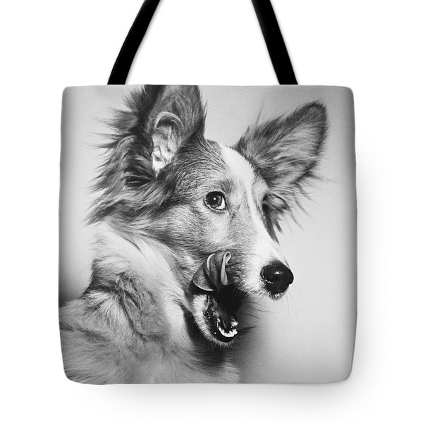 That Looks Good Tote Bag by M E Browning and Photo Researchers