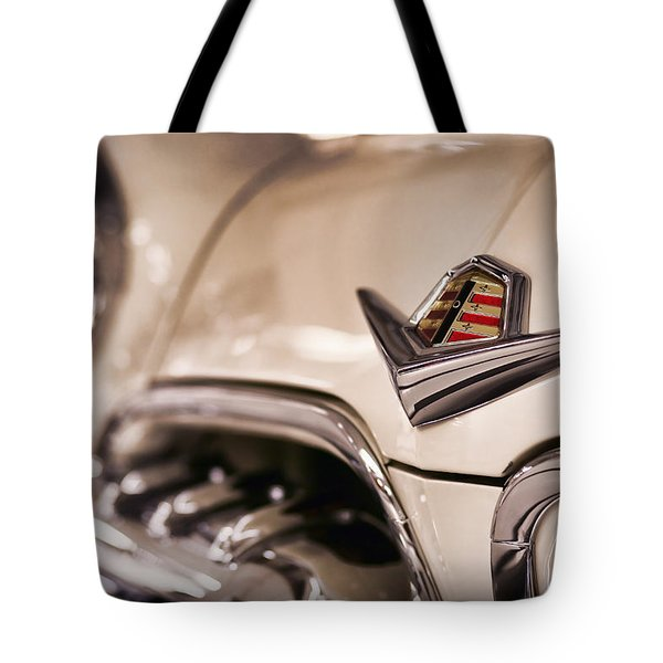 Tote Bag featuring the photograph The 1955 Dodge La Femme by Gordon Dean II