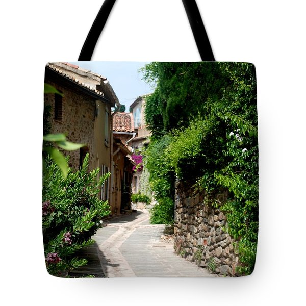 The Alley Tote Bag by Dany Lison