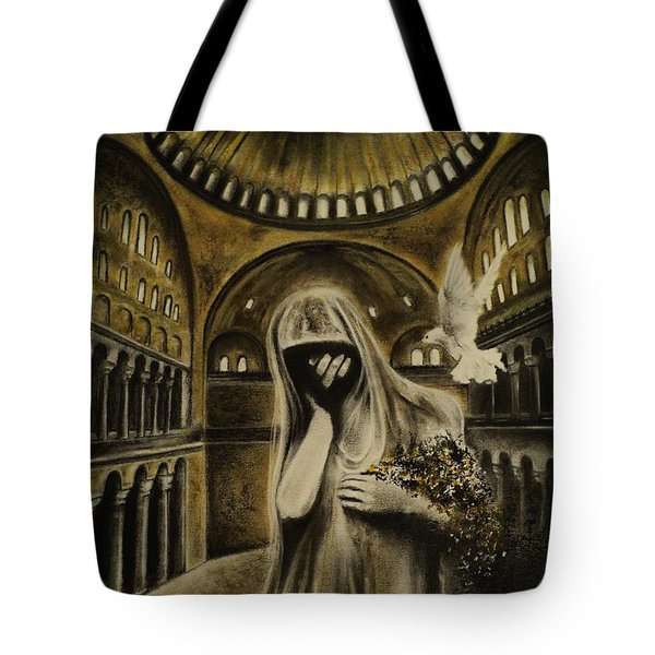 The Arrival Tote Bag