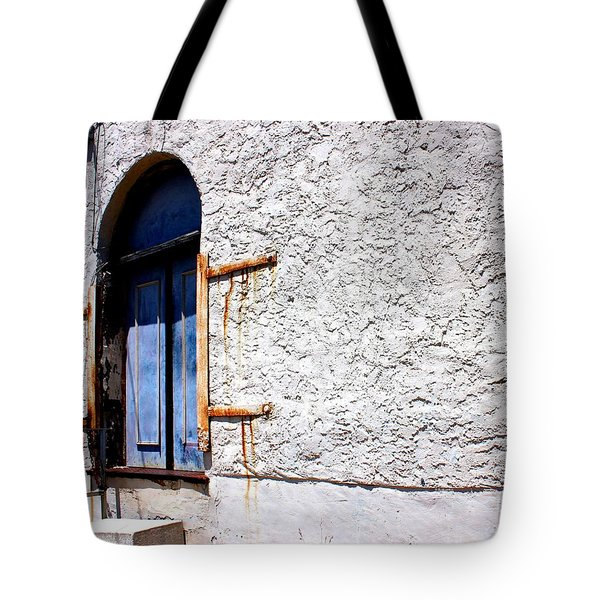 The Back Door Tote Bag by Betty Northcutt