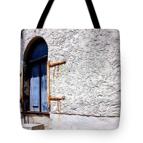 The Back Door Tote Bag