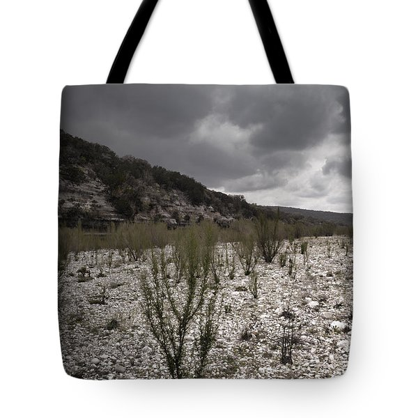 The Bank Of The Nueces River Tote Bag
