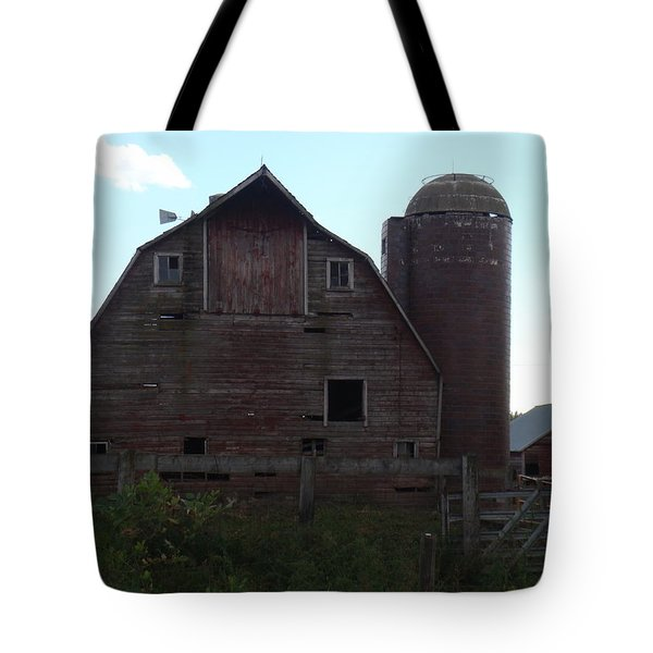 The Barn II Tote Bag