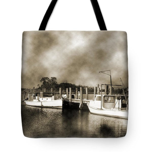 The Bayou Tote Bag by Barry Jones
