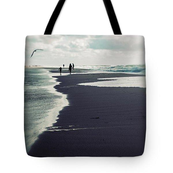 The Beach Tote Bag by Joana Kruse