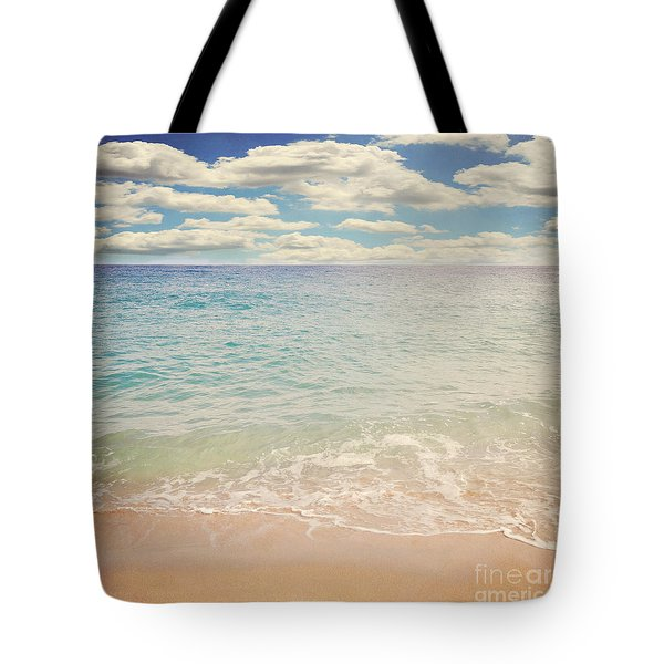 The Beach Tote Bag by Lyn Randle