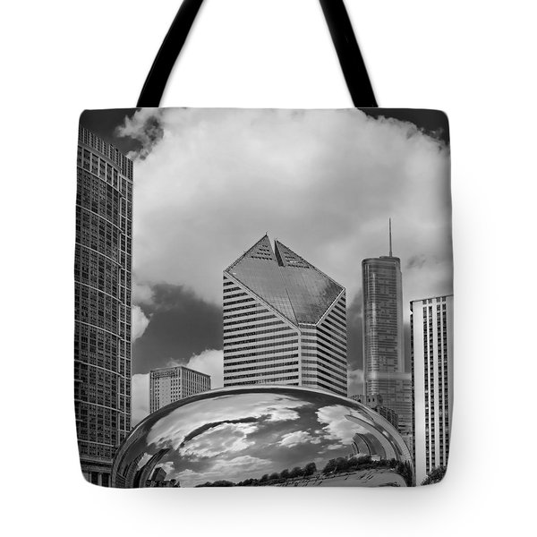 The Bean Chicago Illinois Tote Bag