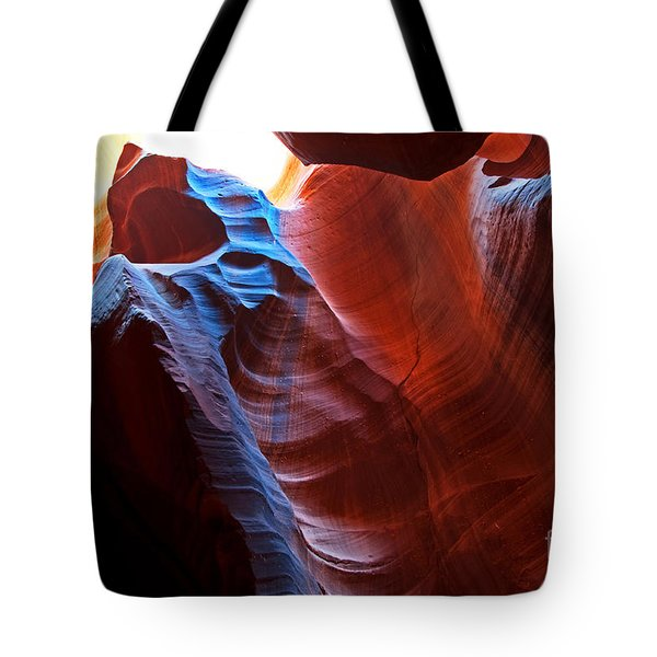 Tote Bag featuring the photograph The Bear 2 by Bob and Nancy Kendrick