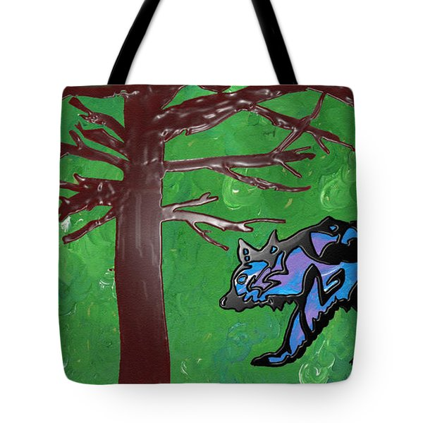 the bears of Canada Tote Bag by Robert Margetts