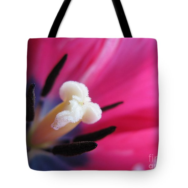 The Beauty From Inside Tote Bag