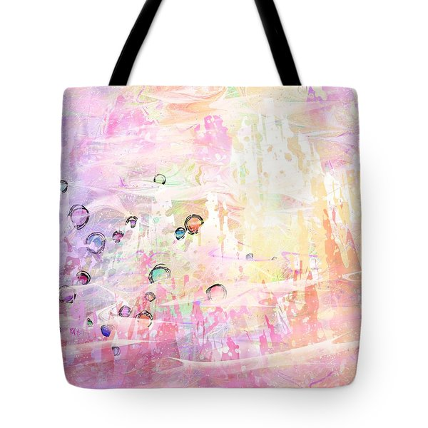The Big Rock Candy Mountains Tote Bag by Rachel Christine Nowicki