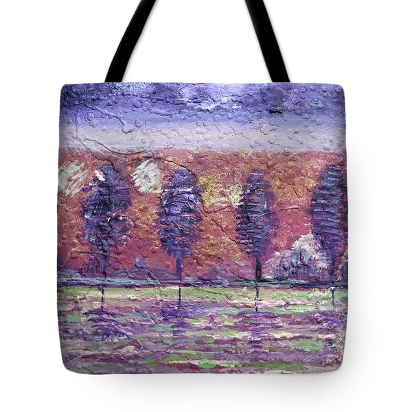 The Boulevard Tote Bag