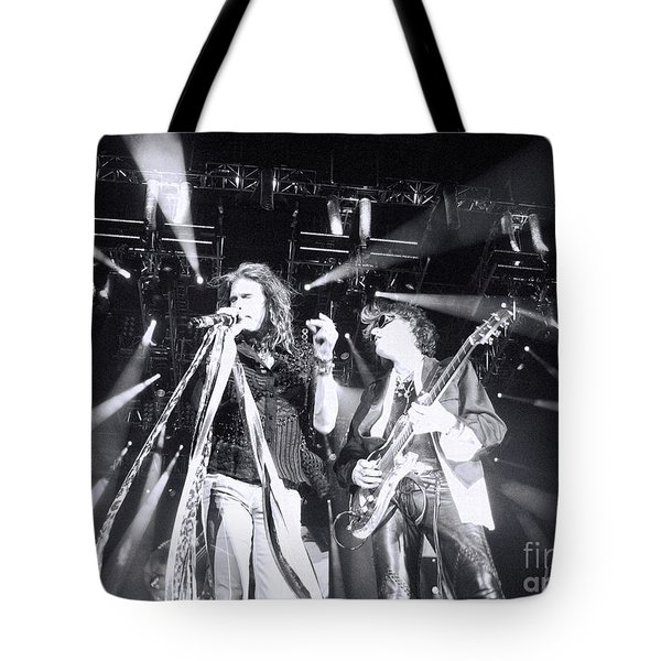 Tote Bag featuring the photograph The Boyz by Traci Cottingham
