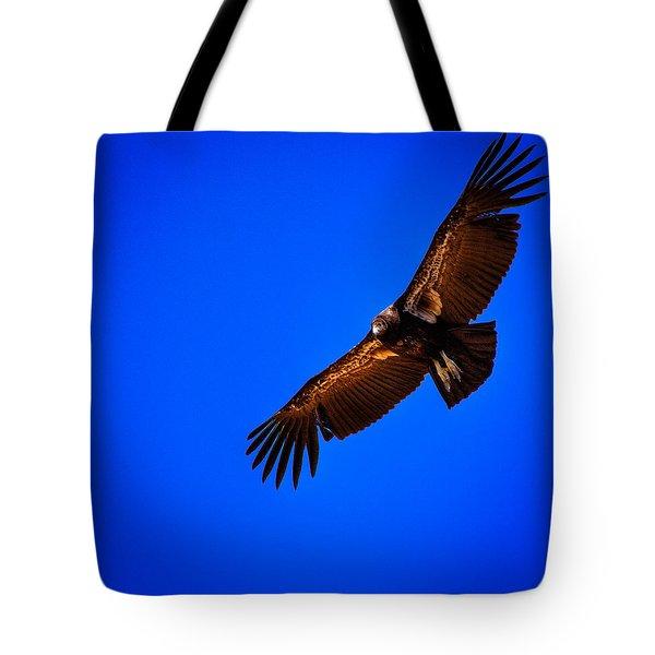 The California Condor Tote Bag