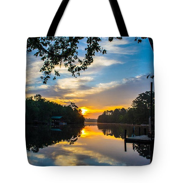 The Calm Place Tote Bag