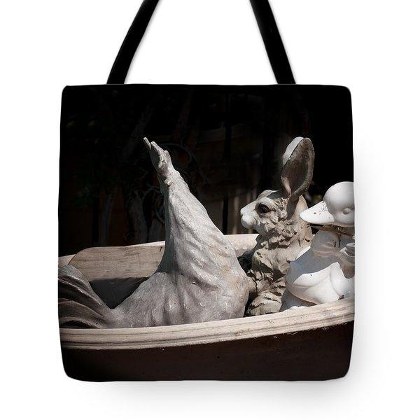 The Castways Tote Bag by Diane Wood