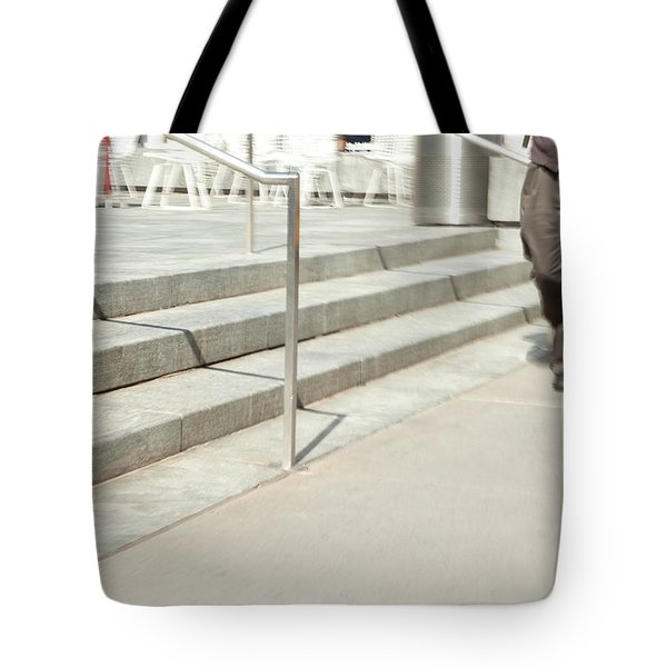 The Casual Strut Tote Bag by Karol Livote