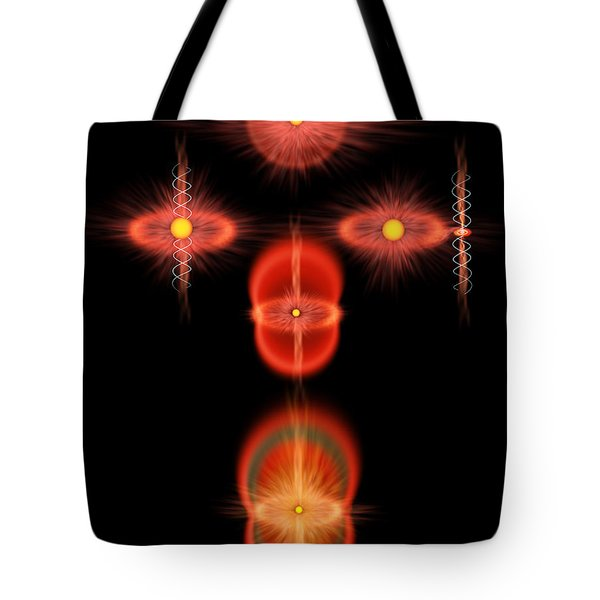The Cat's Eye Nebula Tote Bag by Don Dixon