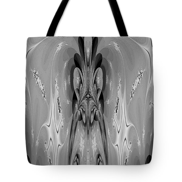 The Cave Dweller Tote Bag by Maria Urso