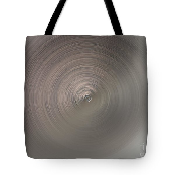 The Center Of Tornado Tote Bag by Ausra Huntington nee Paulauskaite