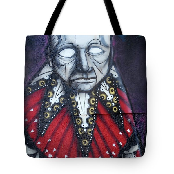The Chief Tote Bag by Bob Christopher