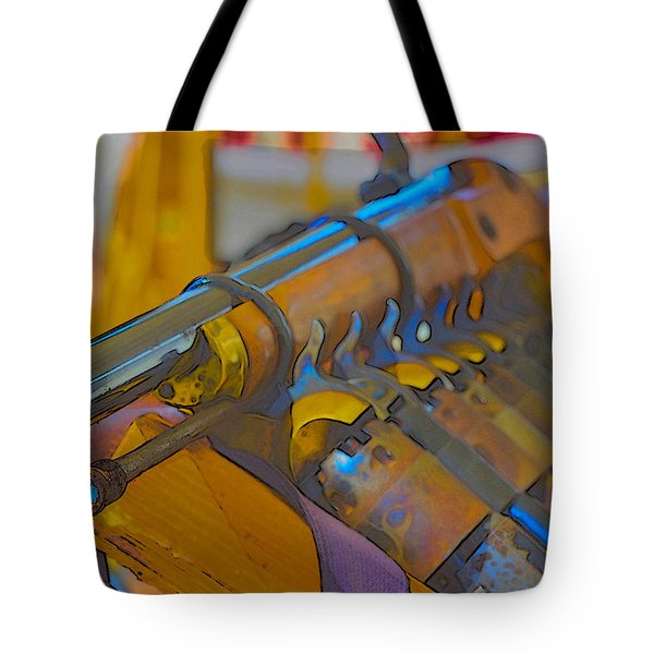 The Collection Tote Bag by Marta Cavazos-Hernandez