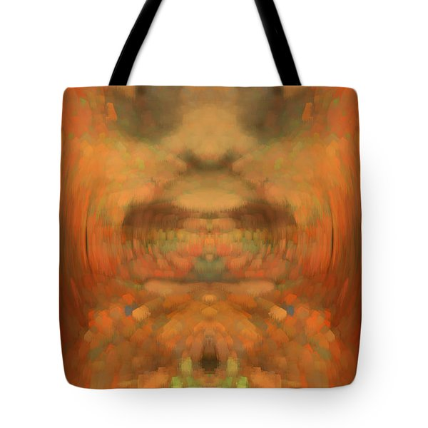 The Coronation Tote Bag by Christopher Gaston
