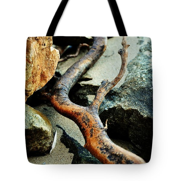 The Curving Branch Tote Bag