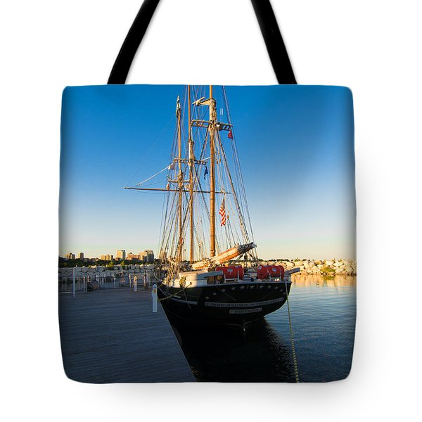 The Denis Sullivan Tote Bag