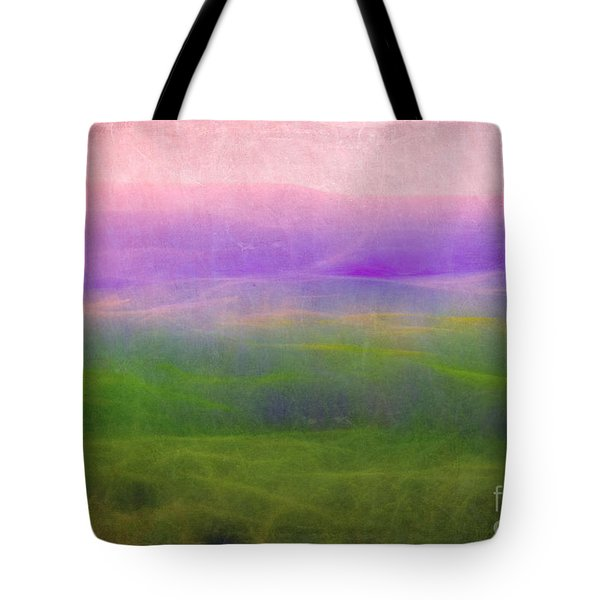 The Distant Hills Tote Bag by Judi Bagwell