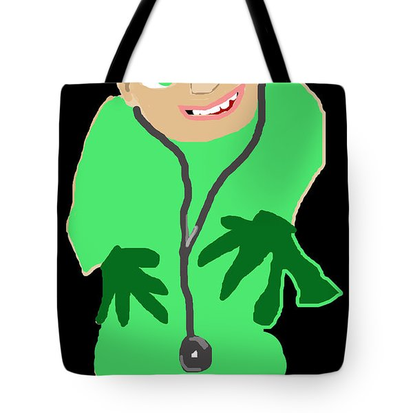 The Doctor Will See You Now Tote Bag