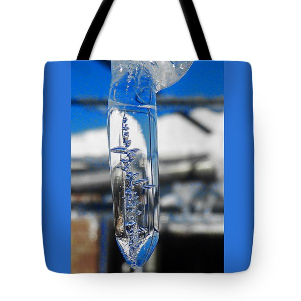 Tote Bag featuring the photograph The Droop by Steve Taylor