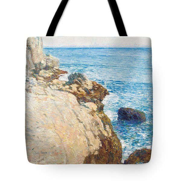 The East Headland Tote Bag by Childe Hassam